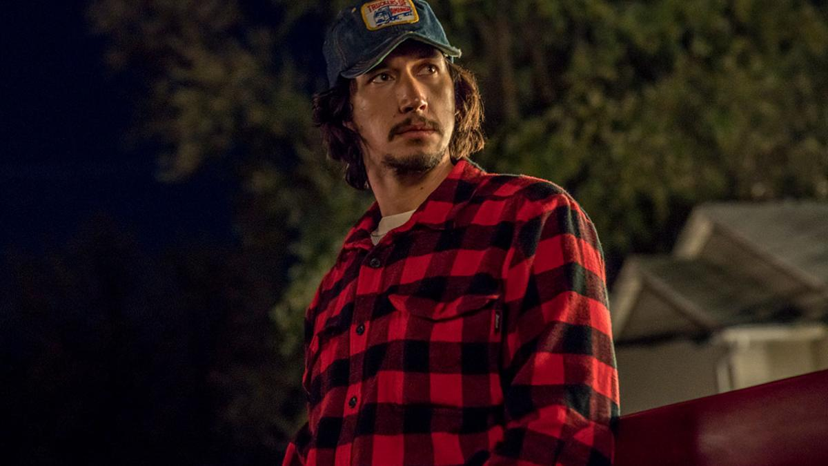 Adam Driver as Flip Zimmerman