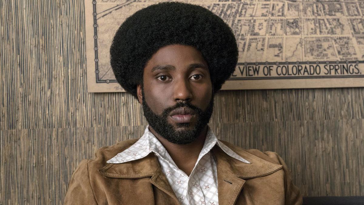 John David Washington as Ron Stallworth