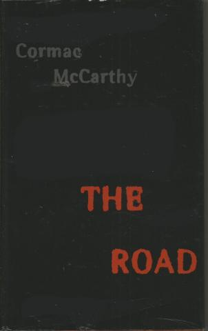 1st edition book cover for The Road